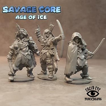 Age of Ice Amazons 1
