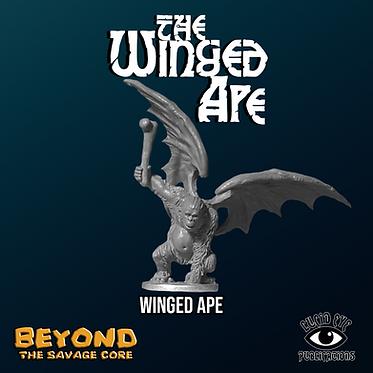 Winged Ape