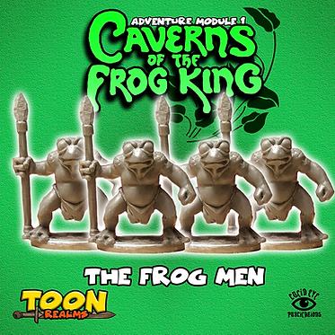 The Frog Men