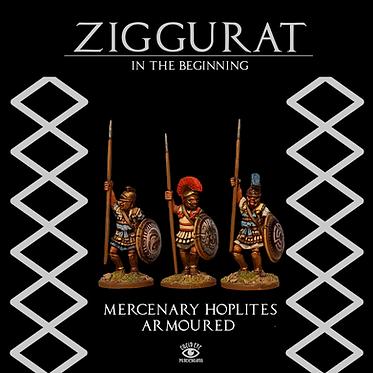 Mercenary Hoplites Armoured