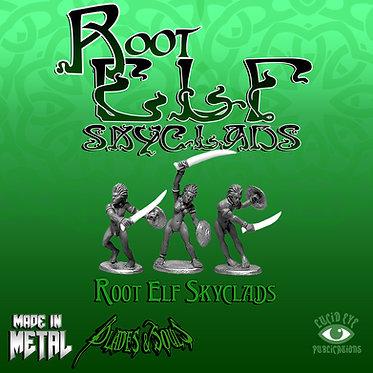 Root Elf Skyclads