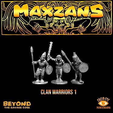 Clan Warriors 1