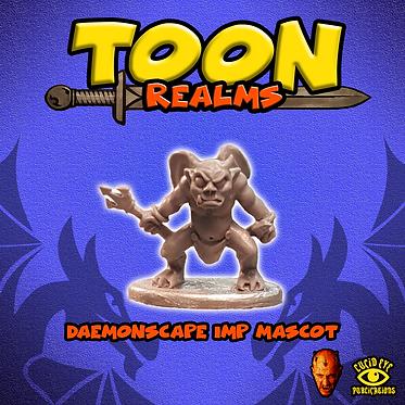 Daemonscape Imp Mascot