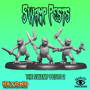 Swamp Pests 2
