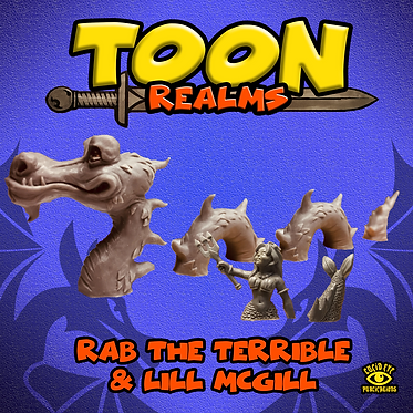 Rab The Terrible & Lill McGill