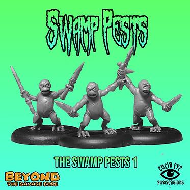 Swamp Pests