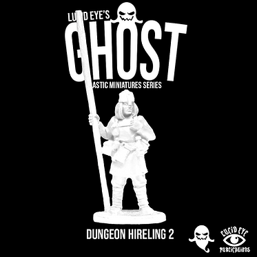 Dungeon Hireling 2