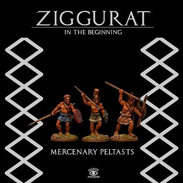 Mercenary Peltasts