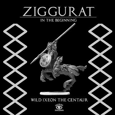 Wild Ixeon The Centaur