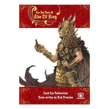 The Red Book of The Elf King PDF