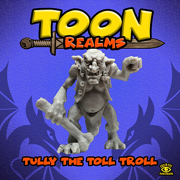 Tully The Toll Troll