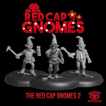 Red Cap Gnomes 2