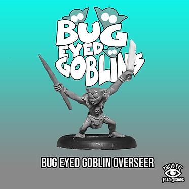 Bug Eyed Goblin Overseer