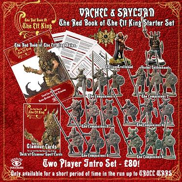 Vachel & Saylian - Two Player Starter Set