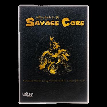 Savage Core The Pulp Skirmish Game PDF