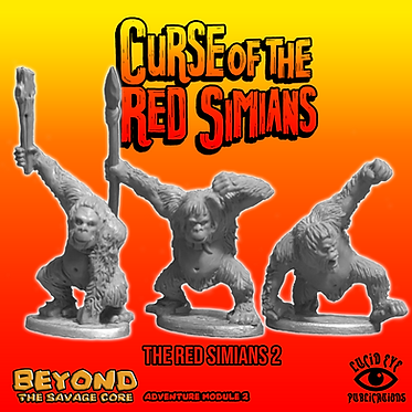The Red Simians 2