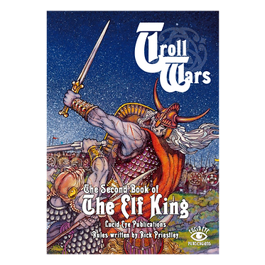 The Second Book of The Elf King: Troll Wars PDF