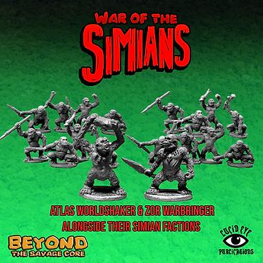 Atlas Worldshaker & Zor Warbringer Faction Bundle