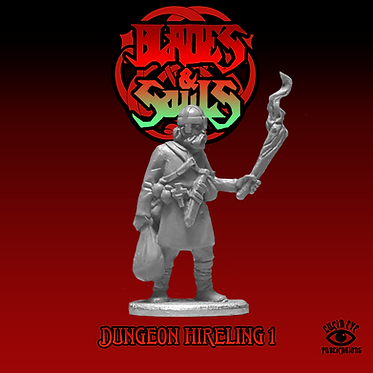 Dungeon Hireling 1
