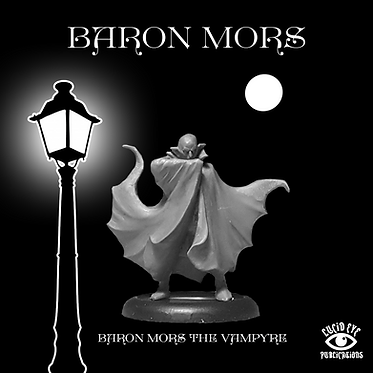 Baron Mors The Vampyre