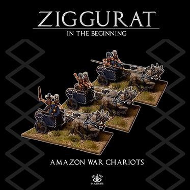 Amazon War Chariots