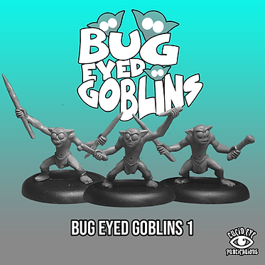 Bug Eyed Goblins 1