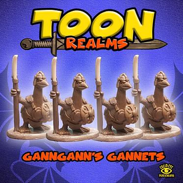 Ganngann's Gannets
