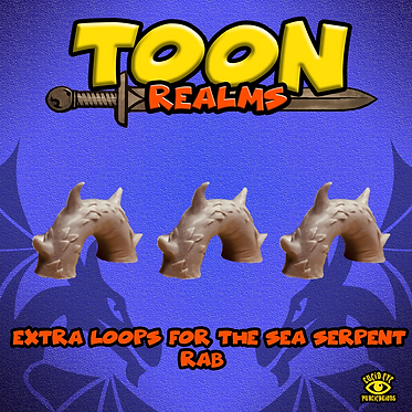Extra Loops for the Sea Serpent Rab