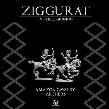 Amazon Cavalry Archers