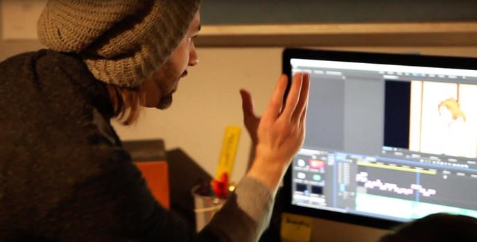 Kenny Cash directing