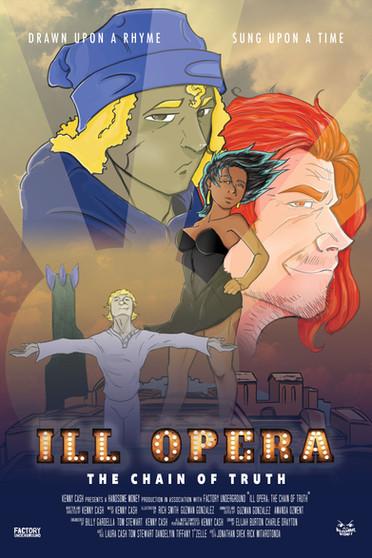 ill Opera - Movie Poster