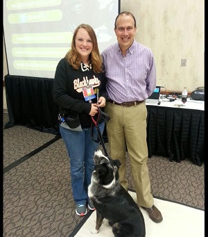 MEET OUR DOG TRAINER: AMY DUNLAP