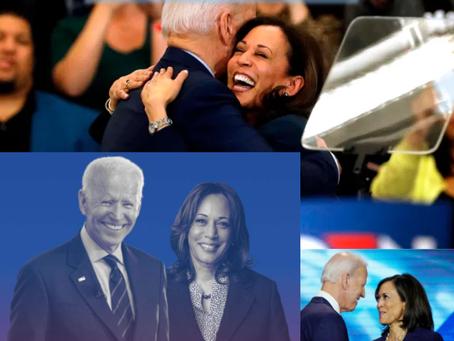 Biden Announces Harris As His VP
