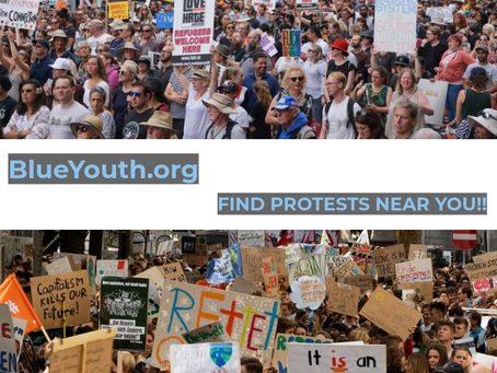 How To Find Protests & Marches Near You!
