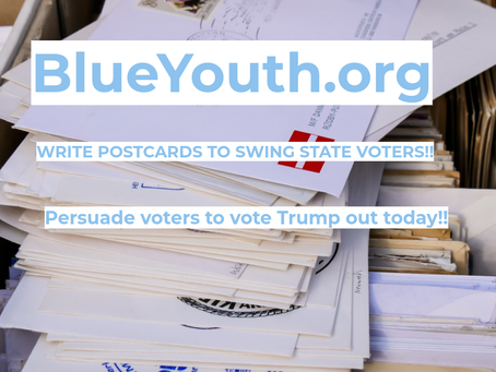 Write Postcards to Swing States!