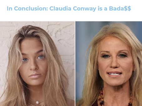 Claudia Conway Rips On The Trump Administration