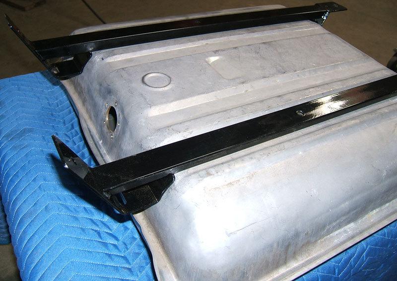 Gas Tank Centering Kit