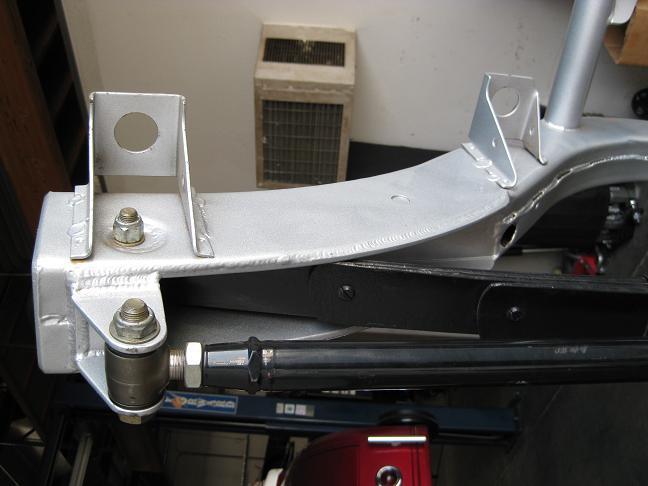 Traction Bar Kit