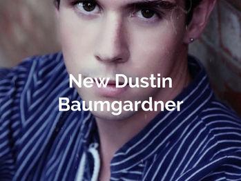 NEW --- Dustin Baumgardner #MEN
