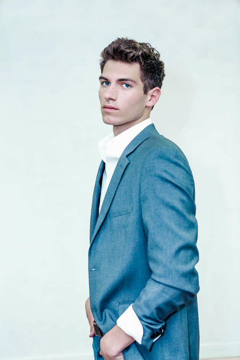 Photography by Jimmy Bruch Grooming by Michelle Dick