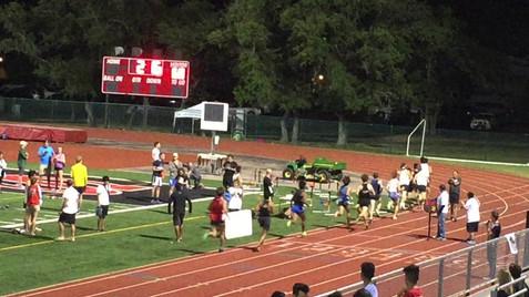Jake Merrell Valley Mile run 4:20.48