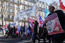 Демонстрация против однополых браков, Париж