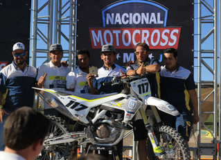 Factory Husqvarna / RoadX / KangRacing Team 2017