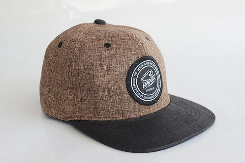 KR RACEWEAR BN/BK HAT
