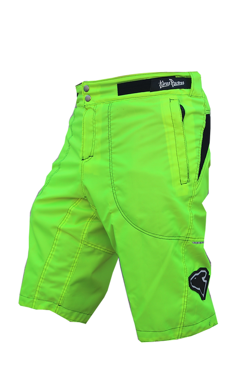 BIKE SHORT KANG FLO YELLOW