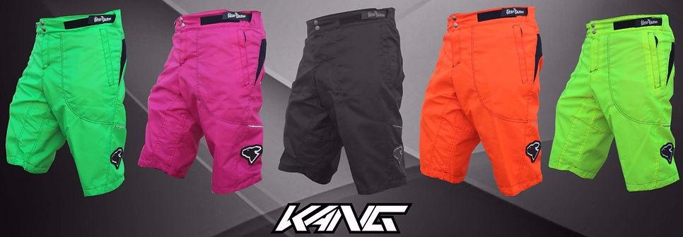 Kang Racing Shorts