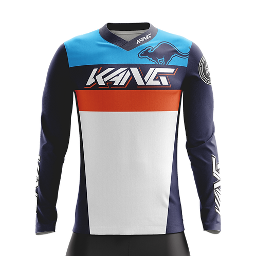 JERSEY KANG TEAM BLUE/ORANGE