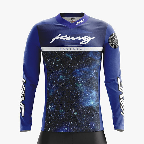 JERSEY KANG GALAXY - BLUE