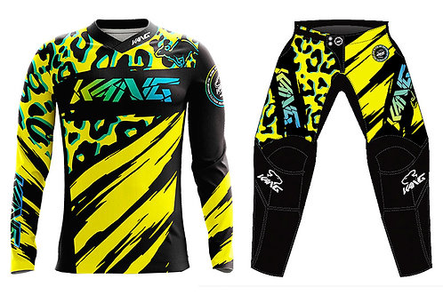 KANG LIOPARD 2.0 YELLOW/BLACK KIT