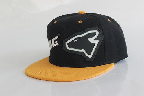 KR CLASSIC BK/YELLOW HAT